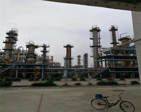 德州某石油化工行业