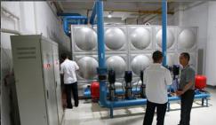 水箱、冷却循环水处理
